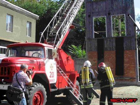 Ексурсія до рятувально-пожежної служби учнів 6-Б класу СЗЗСО №1 ім. О.В.Суворова 2018